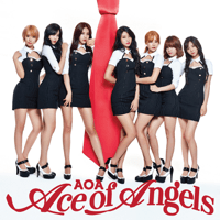 Luv Me (Japanese Version) AOA
