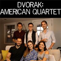 Antonín Dvořák: String Quartet No. 12 in F Major, Op. 96/B. 179