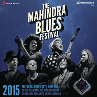 A Change Is Gonna Come / Shine on You Crazy Diamond (Live at The Mahindra Blues Festival 2015) Warren Mendonsa & Friends