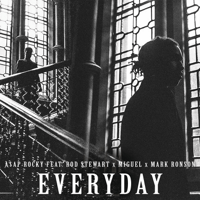 Everyday (feat. Rod Stewart, Miguel & Mark Ronson) A$AP Rocky