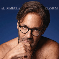 Purple and Gold Al Di Meola