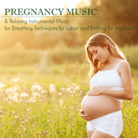 Slow Music for Breathing Techniques for Labor Pregnant Mother