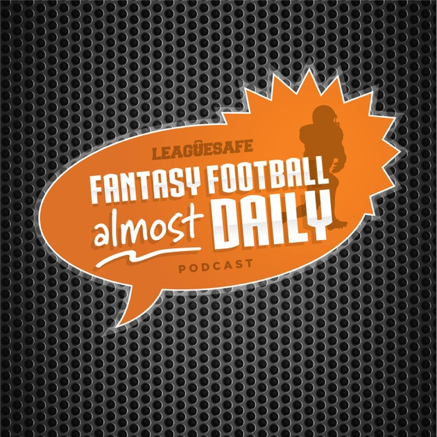 Fantasy Football Almost Daily by Fantasy Football Almost Daily on