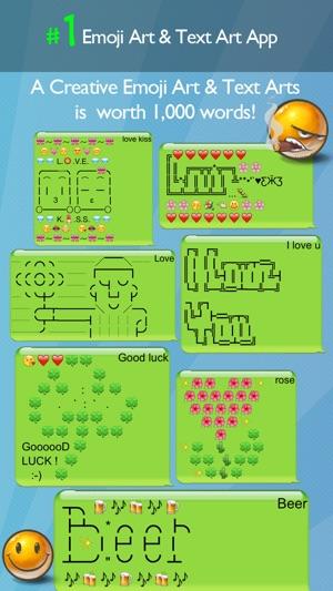 Emoji Art  Text Picture PRO- The Best Creative TextArt Editor+New
