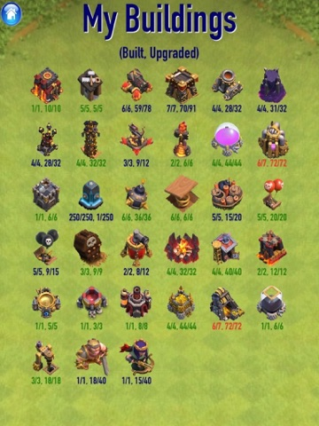 Building Planner for Clash of Clans App Price Drops