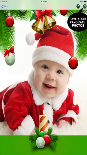 Christmas Photo Frame 2016 on the App Store