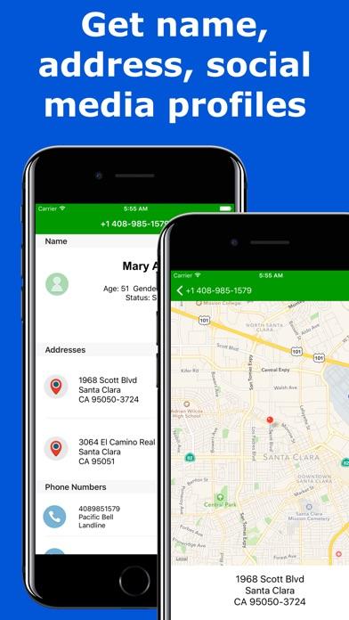 Look Up - Reverse Phone Lookup Number  Caller ID App Price Drops