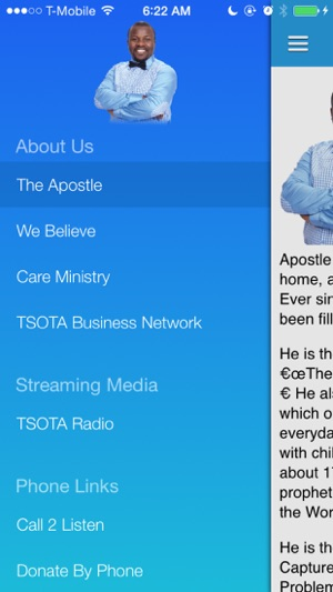 The Shadow Of The Almighty on the App Store - the shadow of the almighty ministry