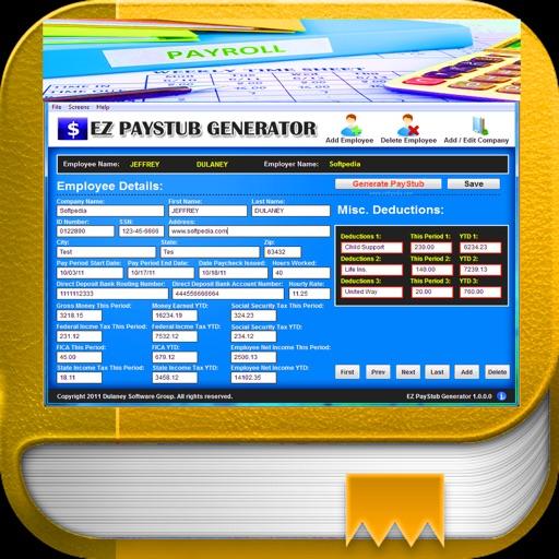 Paystub Calculator Maker Pro by ChristApp, LLC