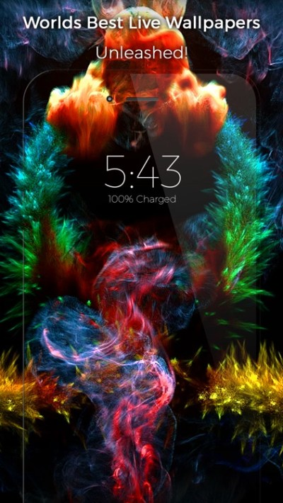 the best iOS apps for live wallpaper
