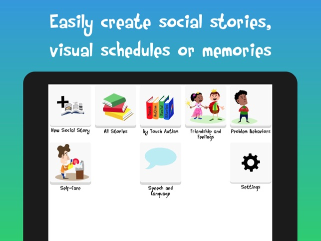 Social Story Creator  Library on the App Store