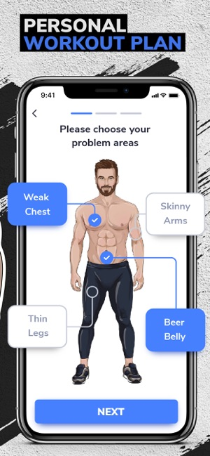 BetterMen Workout Trainer on the App Store