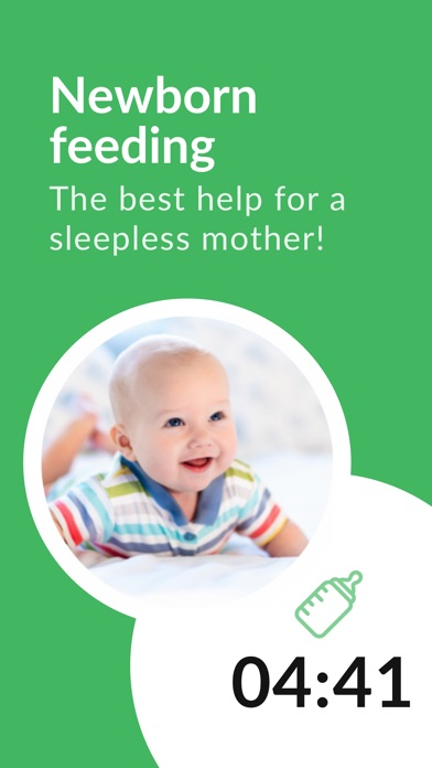 KR Kids Baby feeding tracker - by Codabrasoft LLC - Medical