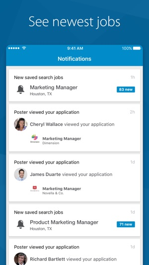 LinkedIn Job Search on the App Store