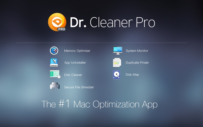 Dr Cleaner Pro System Clean DMG Cracked for Mac Free Download