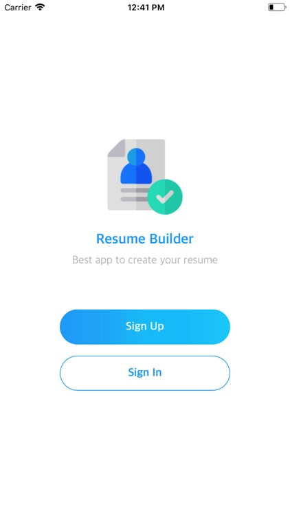 Resume Builder App by HEXALAB SOFTWARE PRIVATE LIMITED