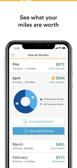 MileIQ Mileage Tracker  Log on the App Store
