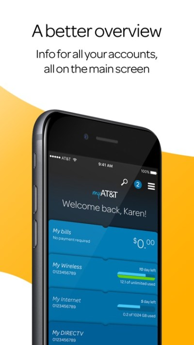 myAT&T by AT&T Services, Inc.