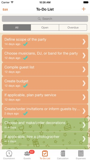 Birthday  Party Planner on the App Store