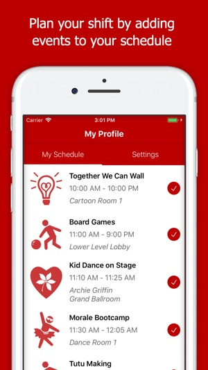 OSU\u0027s BuckeyeThon on the App Store