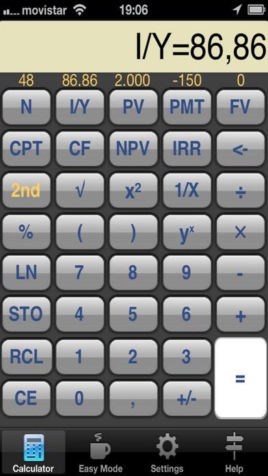 Financial Calculator - by Echoboom SL - Finance Category - 386 - financial calculator