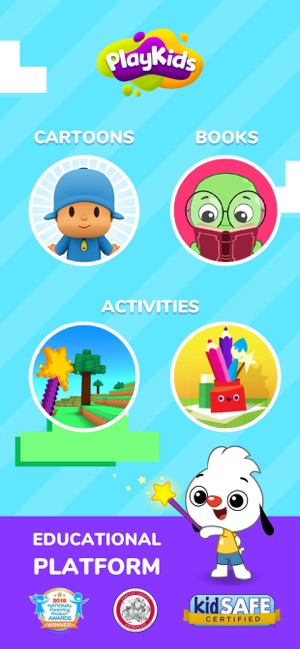 PlayKids - Learn Through Play on the App Store