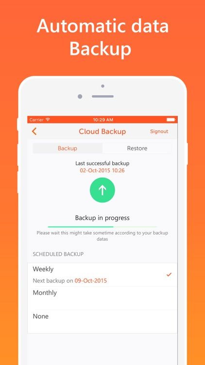 Easy Spending, Expense tracker by Tekton Technologies (P) Ltd
