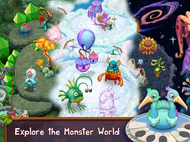 My Singing Monsters DawnOfFire on the App Store