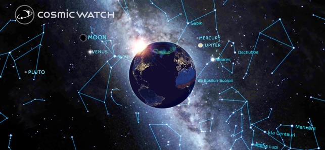 Cosmic-Watch on the App Store