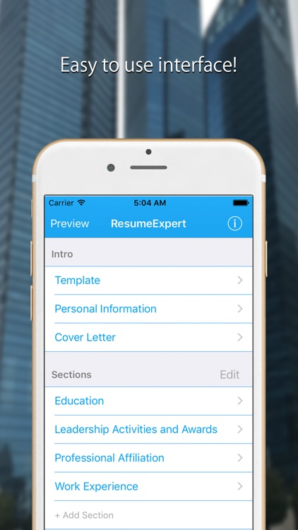 Resume Builder, Resume Maker by TALENT ACQUISITIONS PTY LTD