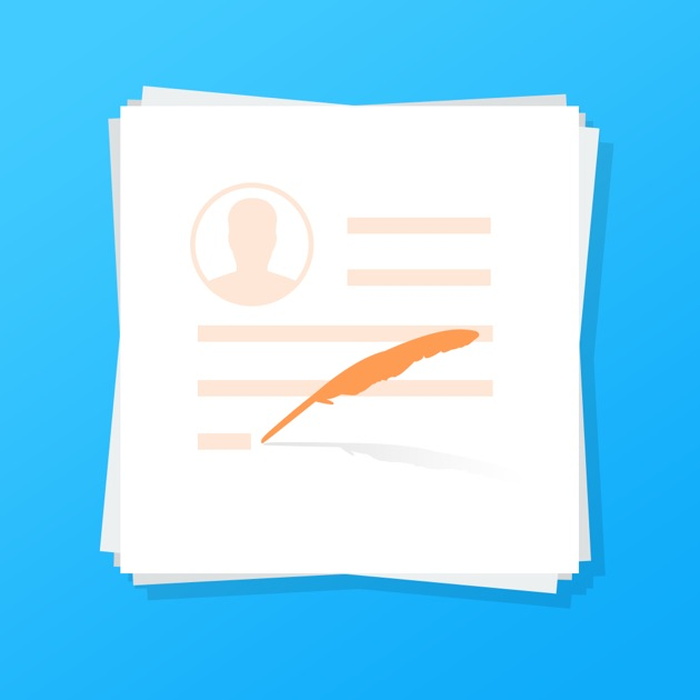 Quick Resume - Resumes Builder and Designer on the App Store - fix my resume free