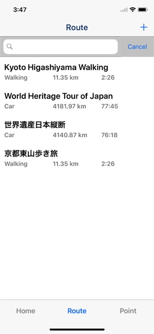 Route Maker - Route Planner on the App Store - trip maker software