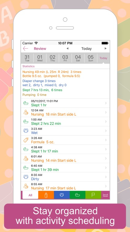 Baby Tracker - Newborn Log by Nighp Software LLC