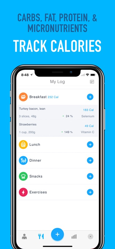 Nutritrack - Nutrition Tracker - Online Game Hack and Cheat Gehack - nutrition tracker