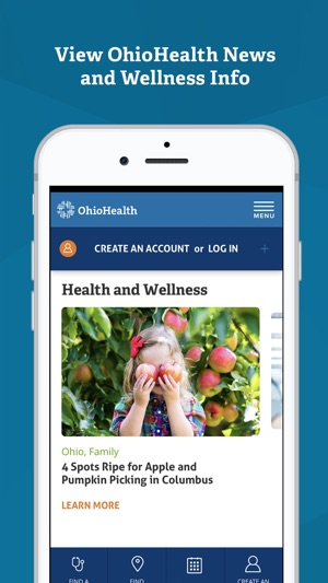 OhioHealth on the App Store