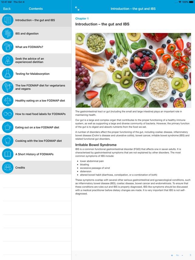 Monash University FODMAP diet on the App Store