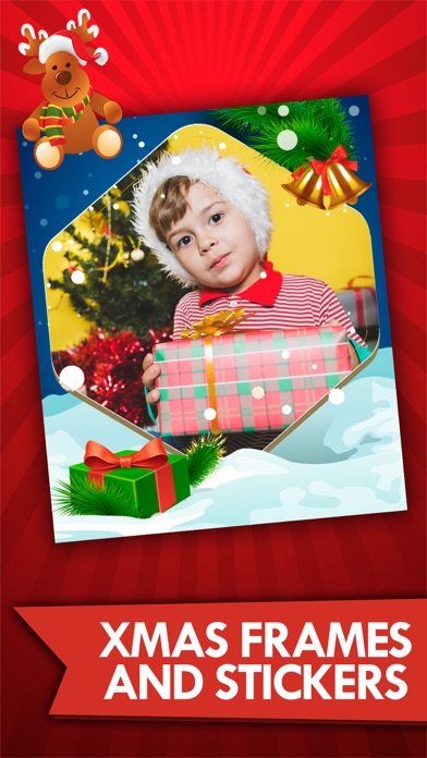 christmas frames editor 2 on the app store concept of christmas