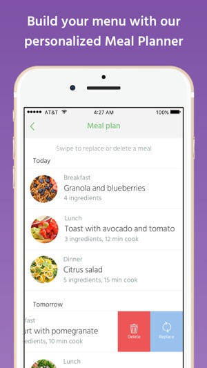 FoodPrint™ for CGM by Nutrino on the App Store