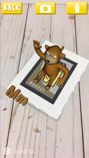 AR Flashcards-Animal Alphabet on the App Store