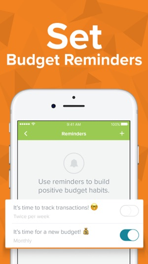 EveryDollar Easy Budgeting App on the App Store - online free budget tracker