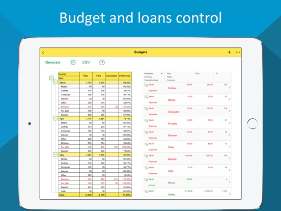 Budget Expense TrackerManager App Price Drops - money expense tracker