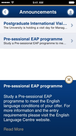 Postgraduate Application Tracker on the App Store