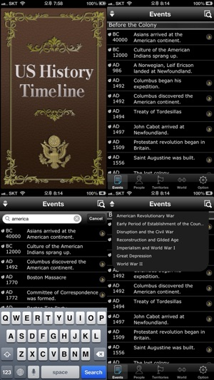 US History Timeline(Free) on the App Store