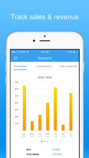 invoice maker Pro - Create invoices on the go on the App Store