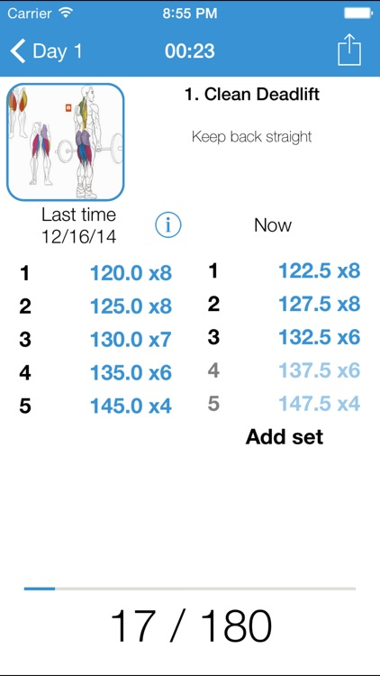 iGym PRO - Gym Workout Log Exercise journal, bodybuilding  fitness - gym workout for weight loss