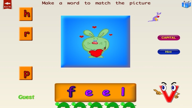 ABC Phonics Word Family Free on the App Store