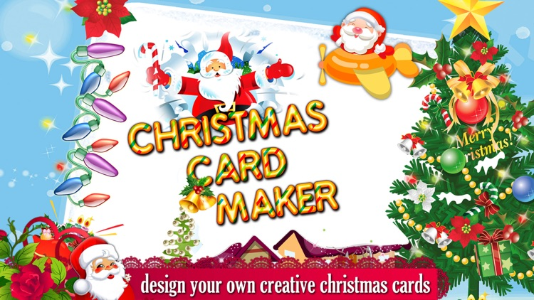 Christmas Card Maker free 2015 by iDivinecreation Technologies