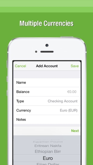 Balance \u2014 The Simple Checkbook Register on the App Store