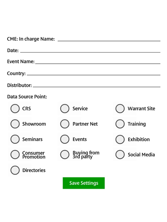 Consumer Form by Mohamed Kassim - consumer form