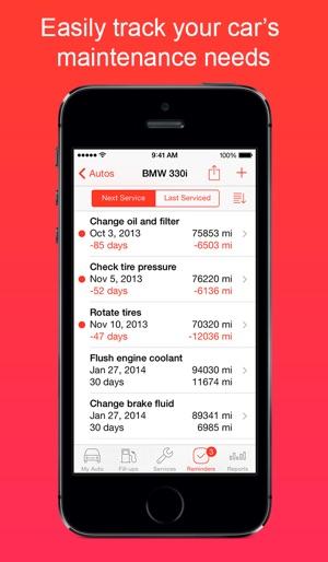 vehicle maintenance log app - Bendicharlasmotivacionales